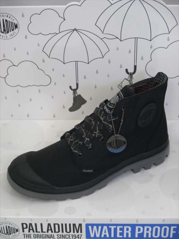 PALLADIUM Pampa Puddle Lite WP BL