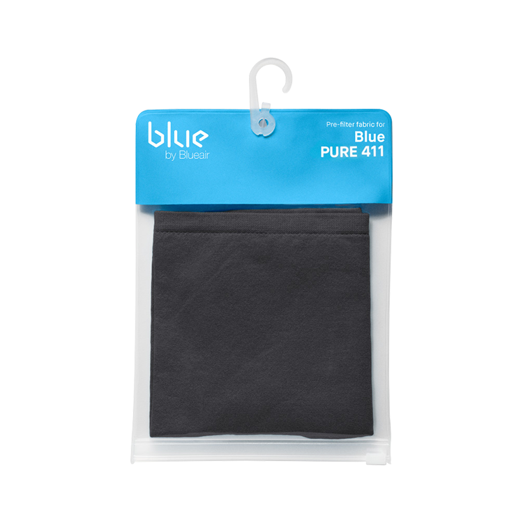 Blue Pure 411 Pre-filter Dark Shadow