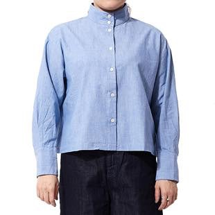 [セット]OKKAKE CHAMBRAY SHIRT(シャツ)