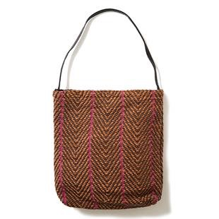 [リラキャンベル]LP Big Herringbone bag