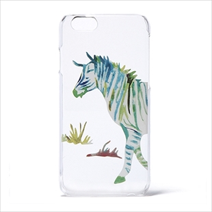 ORIGINAL CASE animal collectives シマウマ for iPhone 6/6s