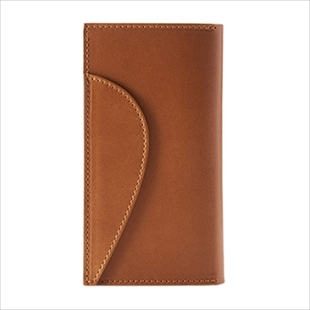 CAMONE COLLECTION ブッテーロレザー手帳型 Camel for iPhone 6/6s