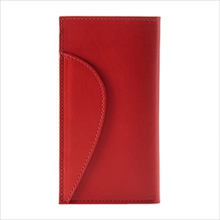 CAMONE COLLECTION ブッテーロレザー手帳型 Red for iPhone 6/6s