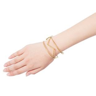 [タマリ]Zig zag bangle