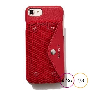 [エーシーン]B&C mesh case for iPhone 8/7/6s/6