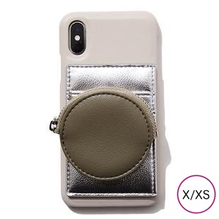 [エーシーン]Versatile neo case for iPhone X/XS