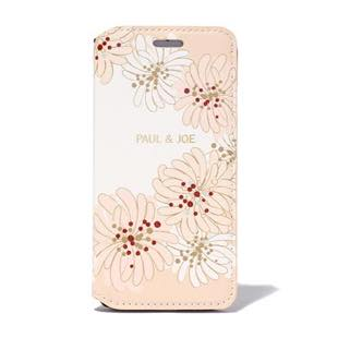 PAUL & JOE COLLECTION CHRYSANTHEMUM Booktype Case for iPhone 7
