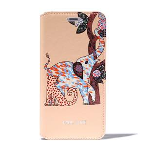 PAUL & JOE COLLECTION Elephant Booktype Case for iPhone 7 Plus