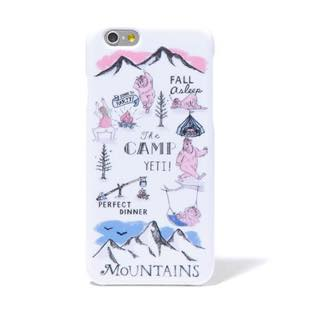 BLUEWHITE The CAMP ピンク for iPhone 6/6s