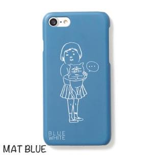 BLUEWHITE GO GO GIRL White for iPhone 8/7