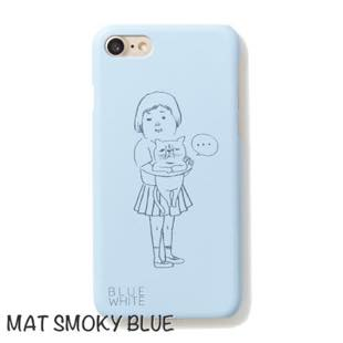 BLUEWHITE GO GO GIRL Black for iPhone 8/7