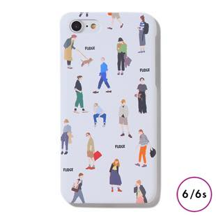 [ファッジホリデーサーカス]FUDGE Holiday Circus FUDGE GIRL DAY for iPhone 6/6s
