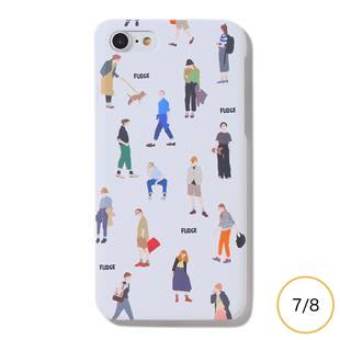 [ファッジホリデーサーカス]FUDGE Holiday Circus FUDGE GIRL DAY for iPhone  8/7