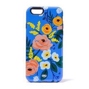 RIFLE PAPER Co. Inlay Case Violet Floral for iPhone6/6s