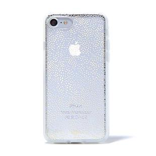RIFLE PAPER CO. Clear Champangne for iPhone 7