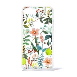 RIFLE PAPER CO. Clear Herb Garden for iPhone 6Plus/7Plus/8Plus