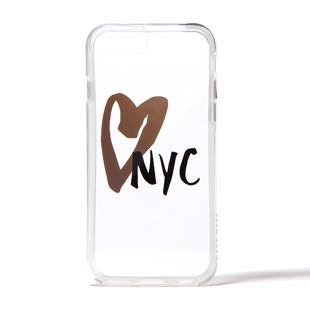 Case-Mate Naked Tough Designers Print Case NewYork City,  I Heart NYC for iPhone 6/6s