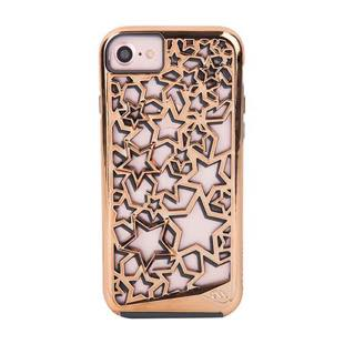 Case-Mate Tough Layers Case Stars Rose Gold / Grey for iPhone 8 / 7 / 6s / 6