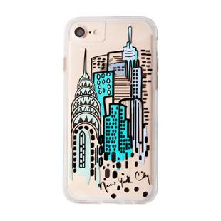 Case-Mate Naked Tough City Print NY City View for iPhone 8 / 7 / 6s / 6