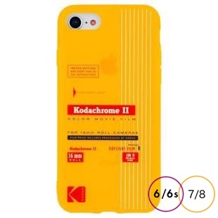 [ケースメイト]Case-Mate Kodak Vintage Kodachrome II Print for iPhone 8/7/6s/6