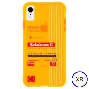 [ケースメイト]Case-Mate Kodak Vintage Kodachrome II Print for iPhone XR
