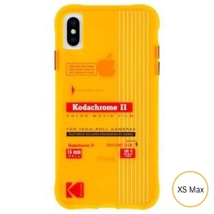 [ケースメイト]Case-Mate Kodak Vintage Kodachrome II Print for iPhoneXS Max