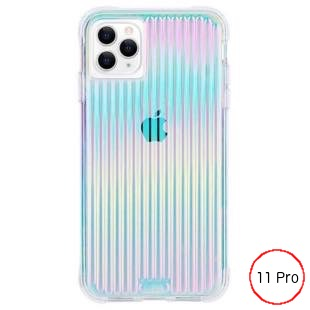 [ケースメイト]Case-Mate Tough Groove - Iridescent for iPhone 11 Pro