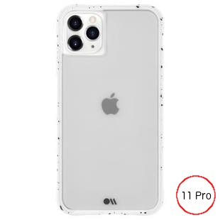 [ケースメイト]Case-Mate Tough Speckled White for iPhone 11 Pro