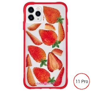 [ケースメイト]Case-Mate Tough Juice - Summer Berries for iPhone 11 Pro