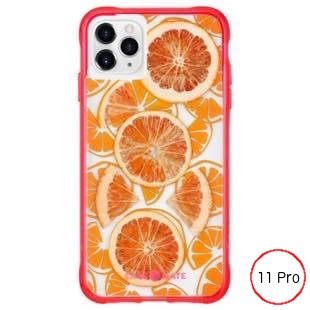 [ケースメイト]Case-Mate Tough Juice - Fresh Citrus for iPhone 11 Pro