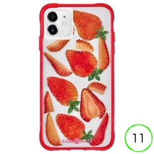 [ケースメイト]Case-Mate Tough Juice - Summer Berries for iPhone 11