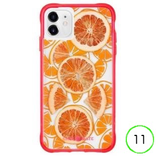 [ケースメイト]Case-Mate Tough Juice - Fresh Citrus for iPhone 11