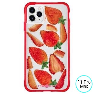 [ケースメイト]Case-Mate Tough Juice - Summer Berries for iPhone 11 Pro Max