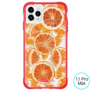 [ケースメイト]Case-Mate Tough Juice - Fresh Citrus for iPhone 11 Pro Max