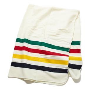 [ハドソンズベイ]HSBC POLAR FLEECE THROW