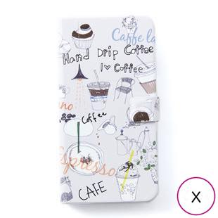 [ハッピーモリ]Happymori Americano Diary for iPhone X