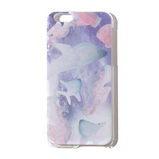 FUDGE presents ネイルBOOK Fish Mansion CASE for iPhone 5/5s/SE