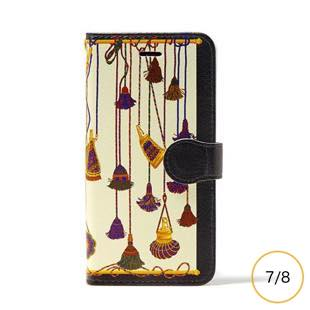 manipuri case collection tassel diary for iPhone 8 / 7