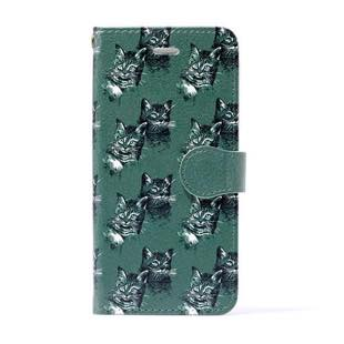 manipuri case collection cat diary for iPhone 5/5s/SE