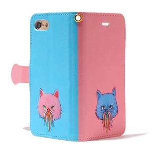FUDGE presents ネイルBOOK Hige-Neko NoteBook for iPhone 8 / 7