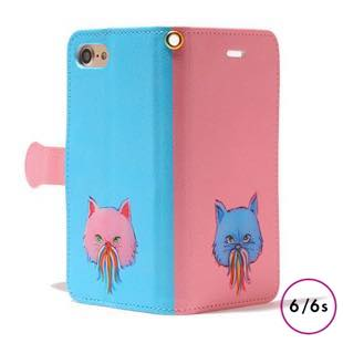 FUDGE presents ネイルBOOK Hige-Neko NoteBook for iPhone 6/6s