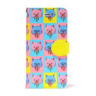 FUDGE presents ネイルBOOK Cat-check  NoteBook for iPhone 6/6s