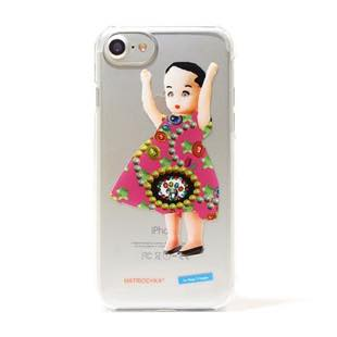 les Briqu'a braque case collection Indian girl  for iPhone 6/6s