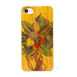 植物 Terrarium collection wood case wonderful tree for iPhone 8 / 7