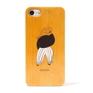 OnKuL Original Case Wood pants for iPhone 6/6s