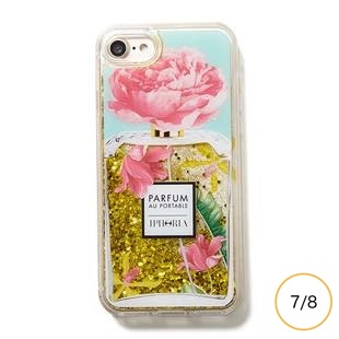 [アイフォリア]Perfume Rose Ornaments for iPhone 8/7