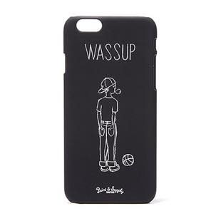 Paint & Supply iPhone Case WASSUP for iPhone6/6s