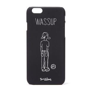 Paint & Supply iPhone Case WASSUP for iPhone 7/8