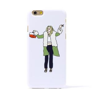 PANIC JUNKIE Pennie White for iPhone6/6s