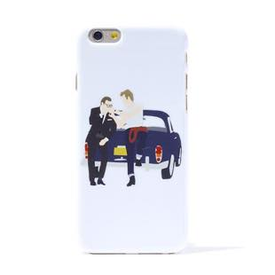 PANIC JUNKIE George & Carlos White for iPhone6/6s